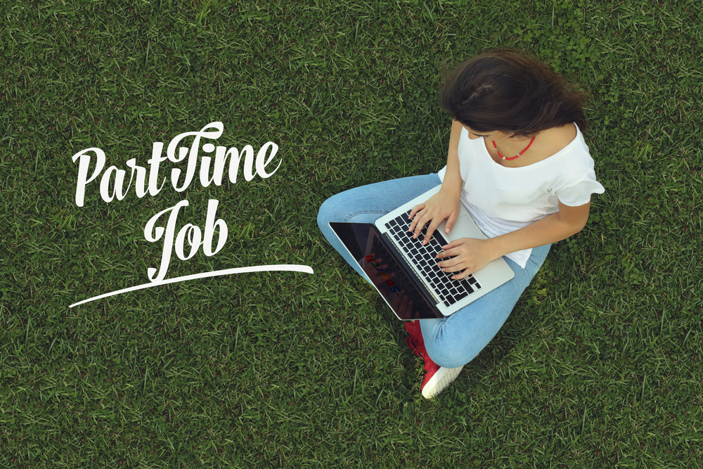 Add the value of part time jobs in your resume